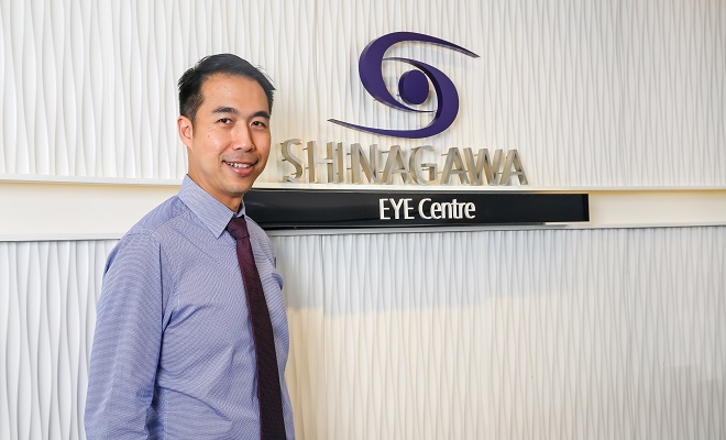 Dr Lee Sao Bing interviewed by Active Age regarding floaters, eyelid styes, dry eyes and droopy eyelids