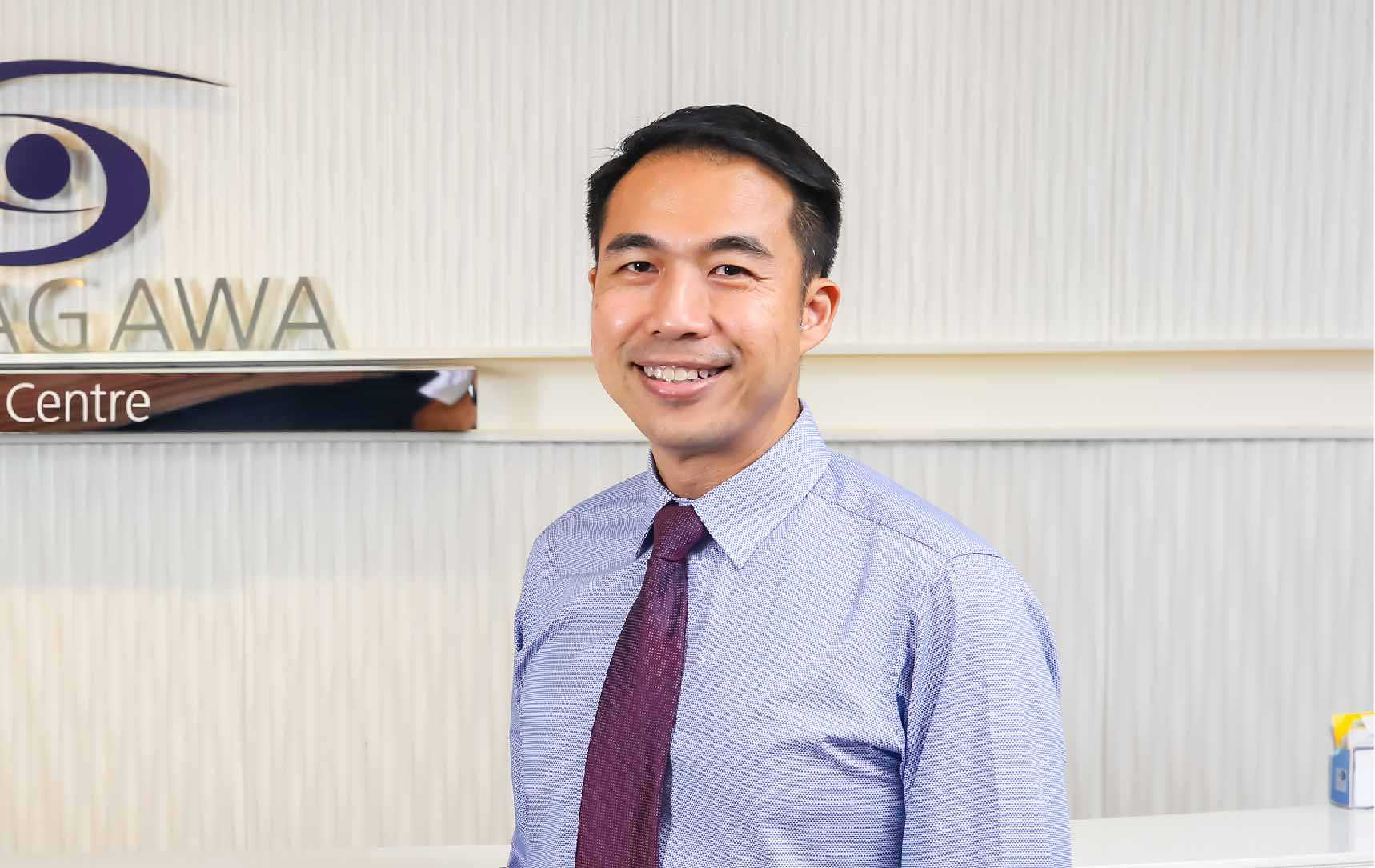 Dr Lee Sao Bing - Eye Doctor - Shinagawa Eye Centre